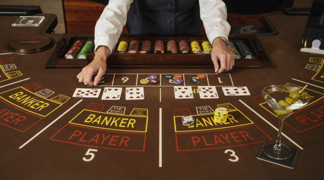 Because of The Right Steps in Playing Online Baccarat Betting