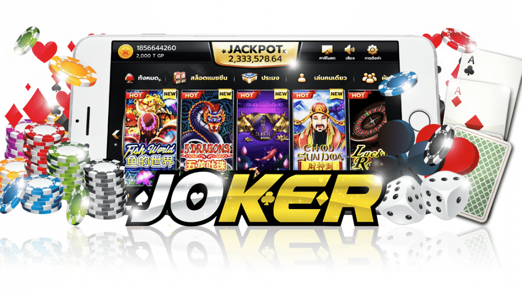 The Interesting Reality of Joker123 Slot Gambling Is Very Enthusiastic