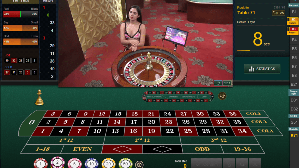 The Right Way to win Roulette on online gambling sites